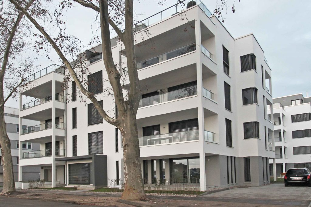 Reisch Gruppe Projekt Max-Pechstein-Strasse Ludwigshafen 7