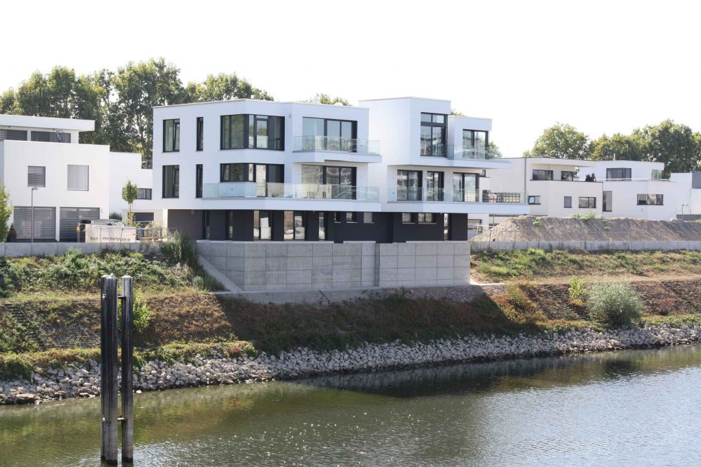 Reisch Gruppe Projekt Uferkante Luitpoldhafen 18