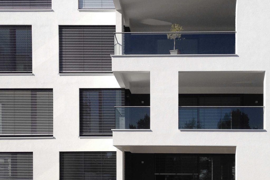 Reich Gruppe Rheinpromenade Stadtvilla 1 Fassade