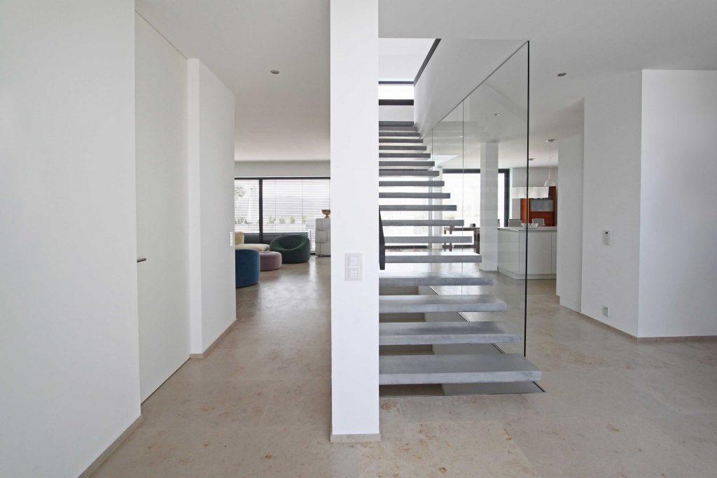 Reisch Gruppe Wohnhaus Pfalz Treppe 2
