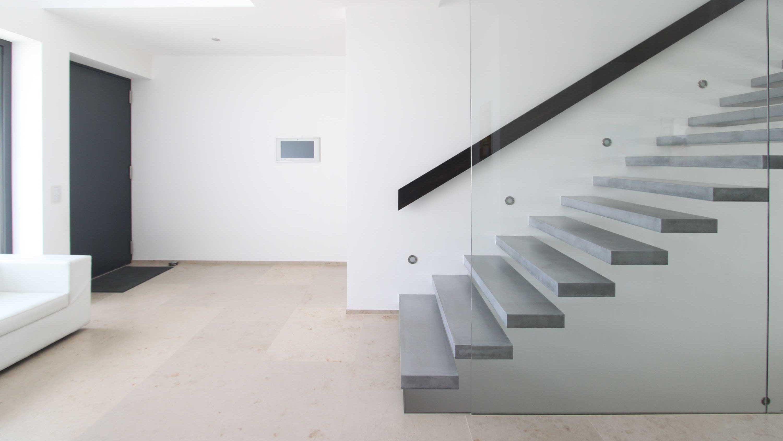 Reisch Gruppe Wohnbau Architekten Wohnhaus Pfalz Treppe