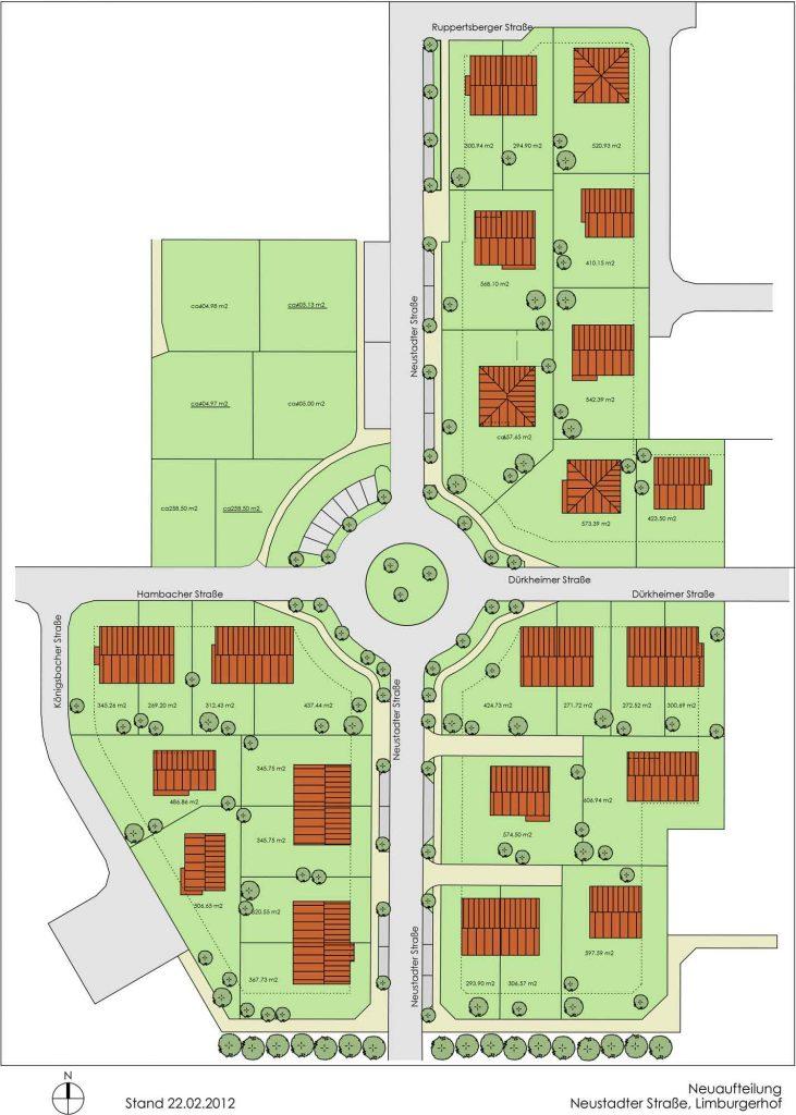 Reisch Gruppe Projektentwicklung Limburgerhof Nord Ost II Plan 1