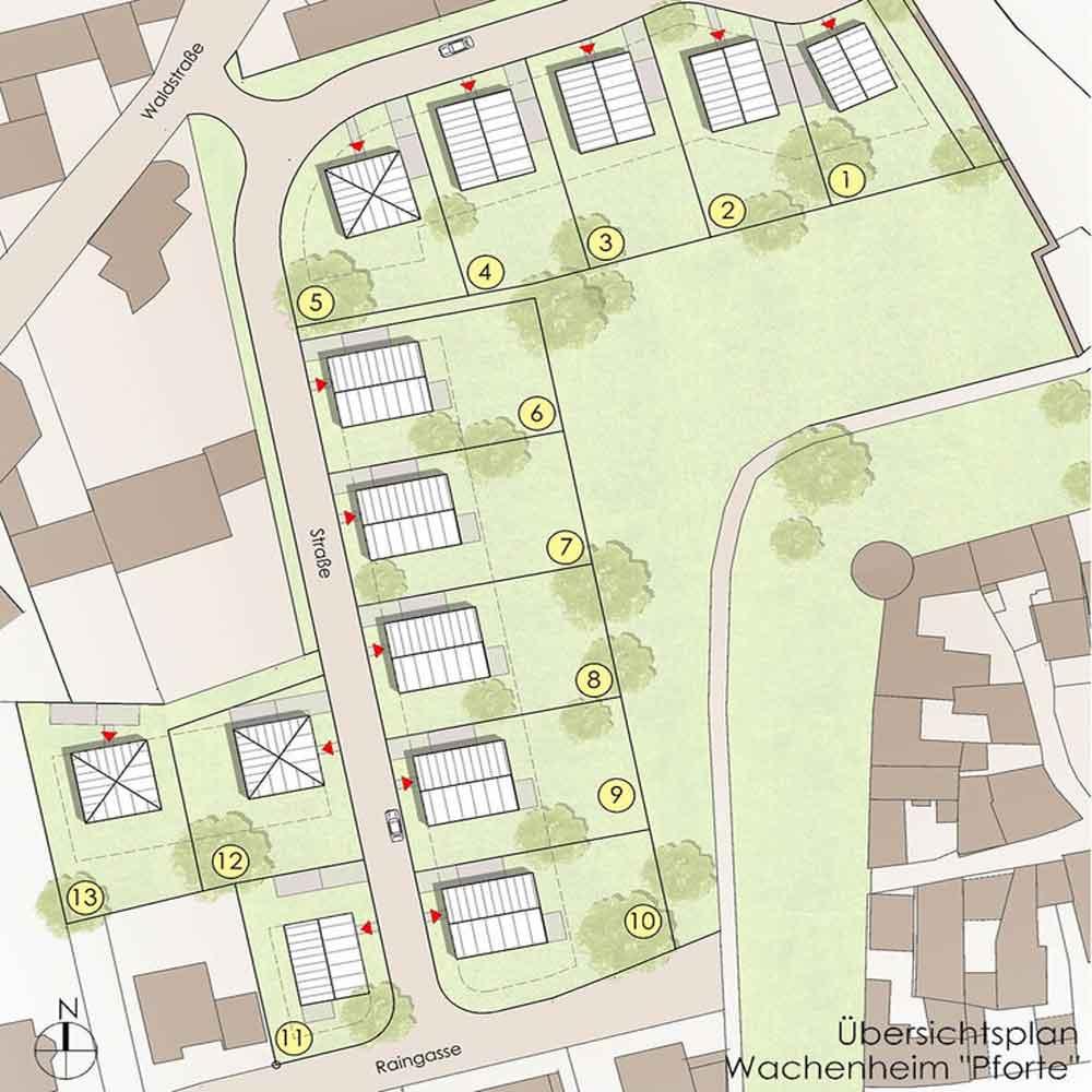 Reisch Gruppe Projektentwicklung Am Pfortenstück Wachenheim 2