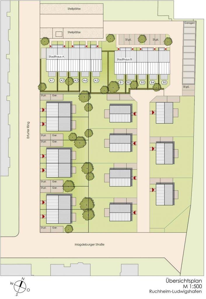 Reisch Gruppe Projektentwicklung Ruchheim Plan 2